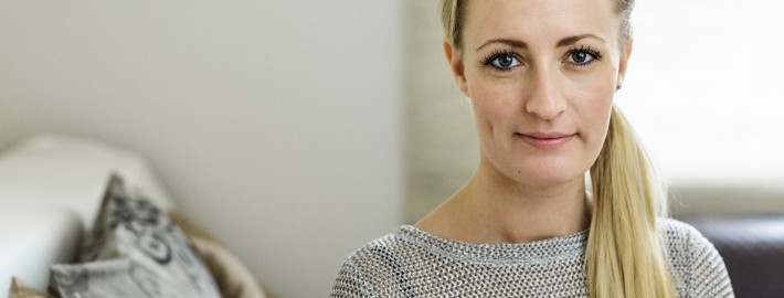 Mette Hansen, Røverioffer - Offerforum blogger